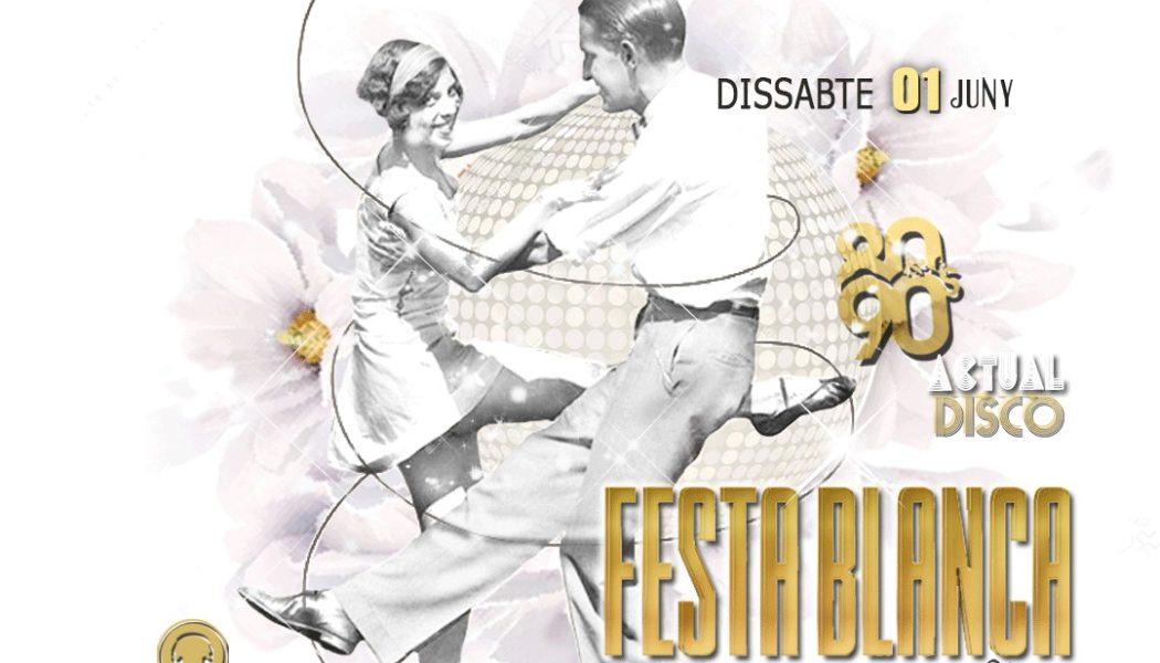 """1/6: Festa blanca a""""Amb tu"""""""