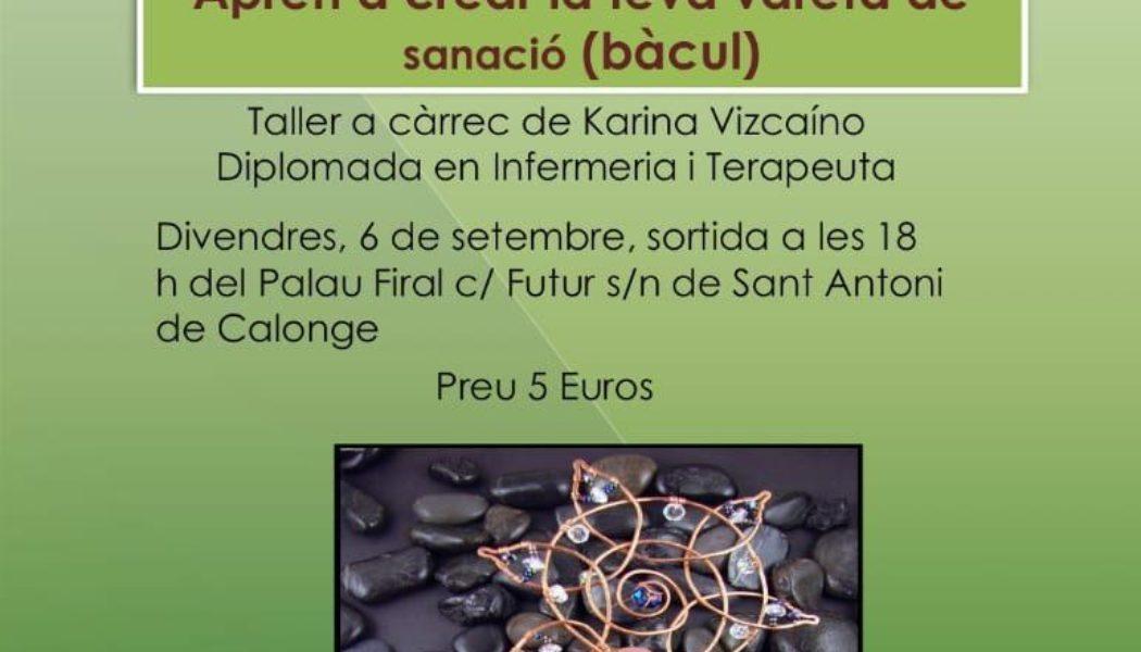 6/9: Taller a St. Antoni de C.