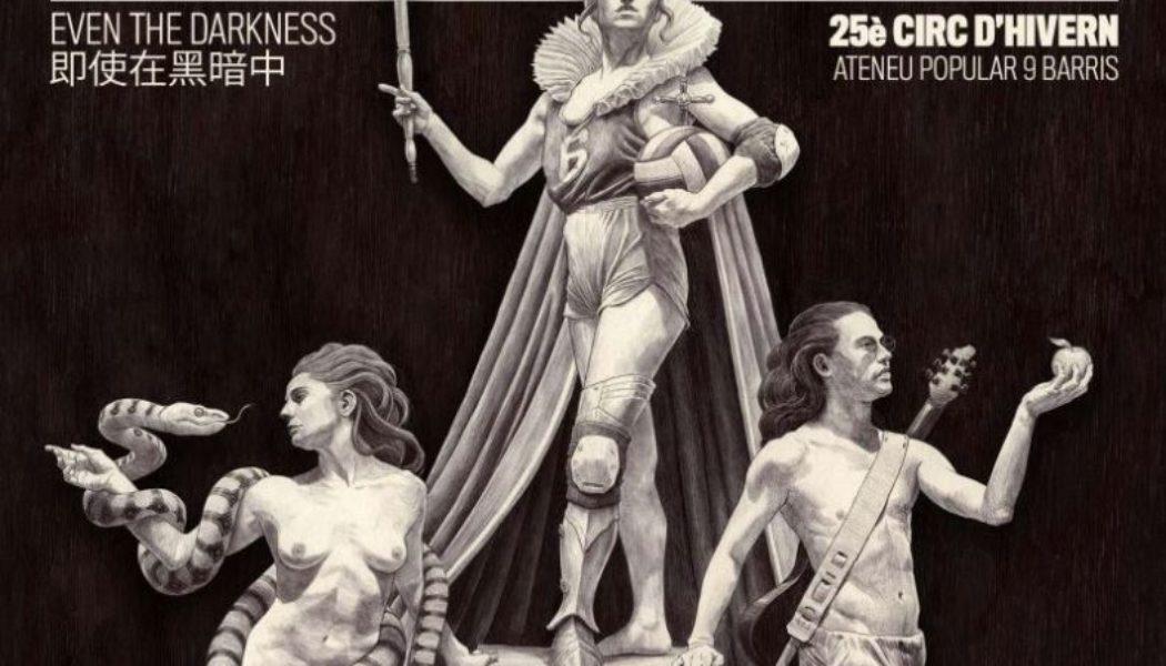 Diumenge 28/2 18 h… 25è Circ d'Hivern – Aeneu