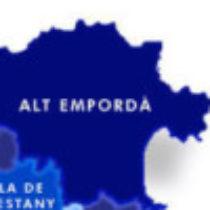 Logotip del grup Alt Empordà wassap amicsdegirona